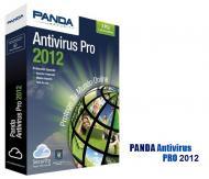 Антивирус Panda Antivirus Pro 2012 ОЕМ 1ПК 6 місяців сервісу Русская