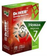 ��������� Dr. Web� Security Space Pro 7.0 12 ��. 2�� �������