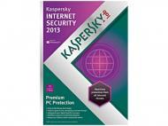 Антивирус Kaspersky Internet Security 2013 BOX 1год 2 ПК Русская