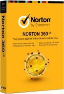 Антивирус Symantec NORTON 360 RU 1 USER 3 LIC RET (21247903) 1 USER 3 LIC Русская