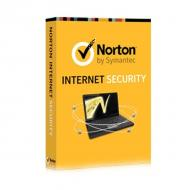 Антивирус Symantec NORTON INTERNET SECURITY RU RET (21247564) 1 USER 3 LIC Русская