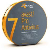 ��������� Avast! Pro Antivirus 7.0 3 ��/1 �� ������� / ����������
