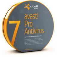 Антивирус Avast! Pro Antivirus 7.0 5 ПК/1 год Русский / Английский