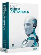 ��������� Eset NOD32 Antivirus 6 (N-ABE-1Y-2U-B-5) 1��� 2�� ������� / ����������