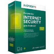 Антивирус Kaspersky Internet Security for Android (KL1941OUBFS) Русская
