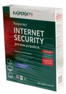 Антивирус Kaspersky Internet Security Multi-Device 2014 Renewal (KL1941OUBFR) 2 пк 12 мес Русская