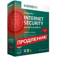 Антивирус Kaspersky Internet Security Multi-Device 2014 Renewal (KL1941OUEFR) 1год 5 ПК Русская