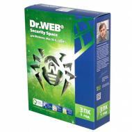 ��������� Dr. Web� Security Space 9.0 (BHW-A-12M-3-A3) 3 ��/1 �������