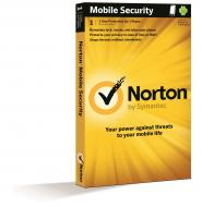 Антивирус Symantec NORTON MOBILE SECURITY (21243181) 1 User Русская