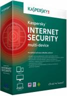 ��������� Kaspersky Internet Security 2015 Multi-Device BOX (KL1941OBCFS) 3 ����., 12 ��� �������