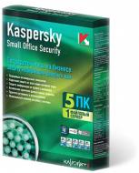 ��������� Kaspersky Small Office Security for Windows WS+FS 5 �� �������