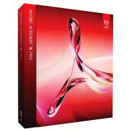 Графический пакет Adobe Acrobat Professional 10 Windows Ukrainian DVD Set (65083145) Украинская