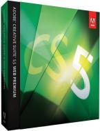 Графический пакет Adobe Creative Suite 5.5 Web Premium Windows (65118846) Украинская Retail