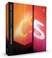 Графический пакет Adobe Creative Suite 5.5 Design Premium Windows (65111699) Украинская Retail