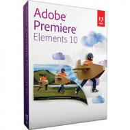 Графический пакет Adobe Premiere Elements 10 Windows Russian (65136629) Русская Retail