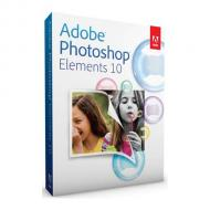 ����������� ����� Adobe Photoshop Elements 10 Windows Russian (65136609) ������� Retail