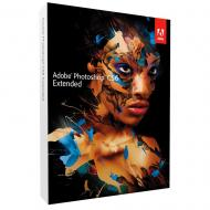 Графический пакет Adobe Photoshop Extended CS6 13 Windows Retail (65170127) Украинская OEM