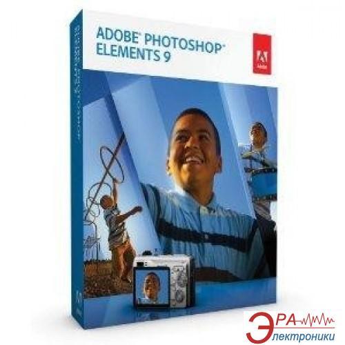 Графический пакет Adobe Photoshop Elements 9.0 OEM (P65123366) Русская