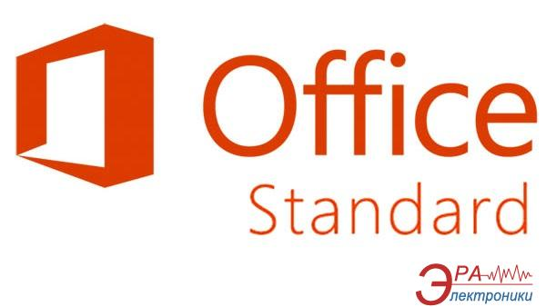 Пакет офисных приложений Microsoft Microsoft Office Standard 2016 Russian OLP No Level Academic (021-10548)