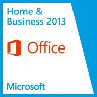 Пакет офисных приложений Microsoft Office 2013 Home and Business Russian CEE OEM (T5D-02105)