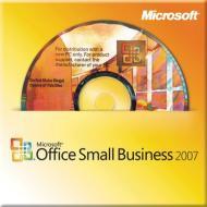 Пакет офисных приложений Microsoft Office 2007 Small Business 32-bit Russian OEM (MLK) (9QA-01535)