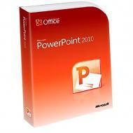 Офисное приложение Microsoft PowerPoint 2010 32-bit/ x64 Russian DVD BOX (079-05205)