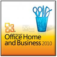 ����� ������� ���������� Microsoft Office 2010 Home and Business Russian CD ��� (T5D-01549)