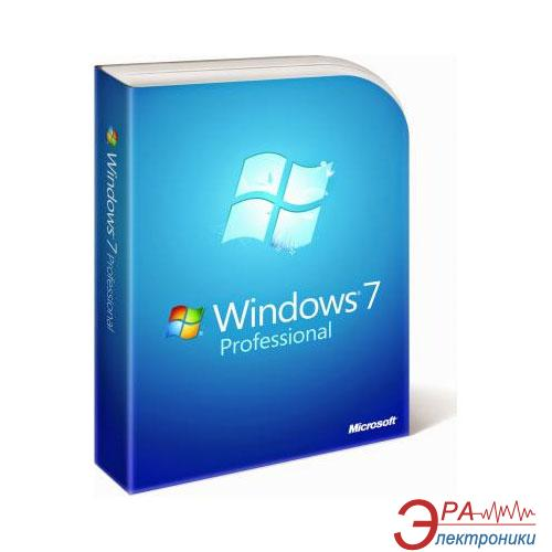 Операционная система Microsoft Windows 7 Professional x64 Ukrainian (FQC-08706) OEM