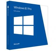 Операционная система Microsoft Windows 8.1 Professional 32-bit/64-bit English DVD (FQC-06914) BOX