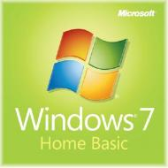 Операционная система Microsoft Windows 7 Home Basic 32-bit (F2C-00884) OEM