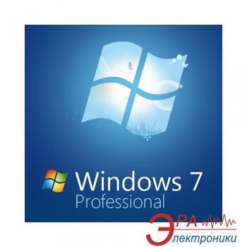 Операционная система Microsoft Windows 7 SP1 Professional 32-bit (FQC-04671) OEM
