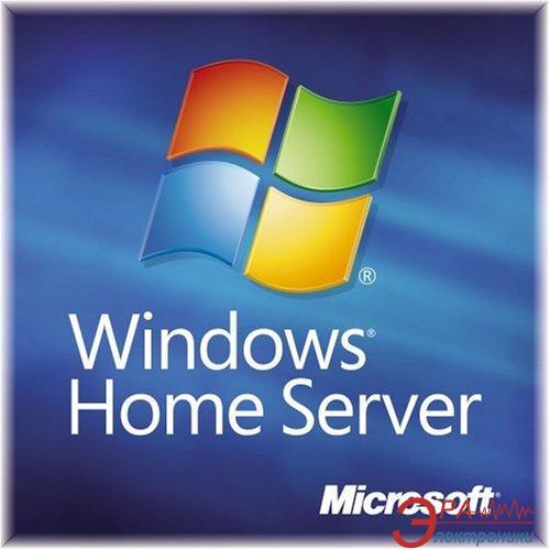 Операционная система Microsoft Windows Home Server 2011 x64 (CCQ-00137) OEM
