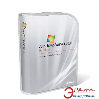 Операционная система Microsoft Windows Server 2008 R2 Standart (P73-04842) OEM