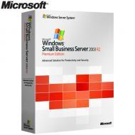 ������������ ������� Microsoft Win SBS Prem 2003 R2 English 1-2CPU 5 Clt (T75-01713) OEM
