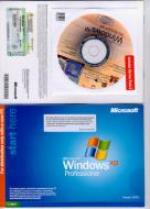 Операционная система Microsoft Windows XP Professional SP2 Rus OEM (E85-04757) OEM
