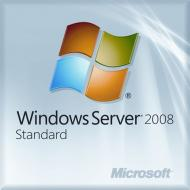Операционная система Microsoft Windows Server Standart 2008 R2 w/SP1 x64 Eng OEM DVD (P73-04849) OEM