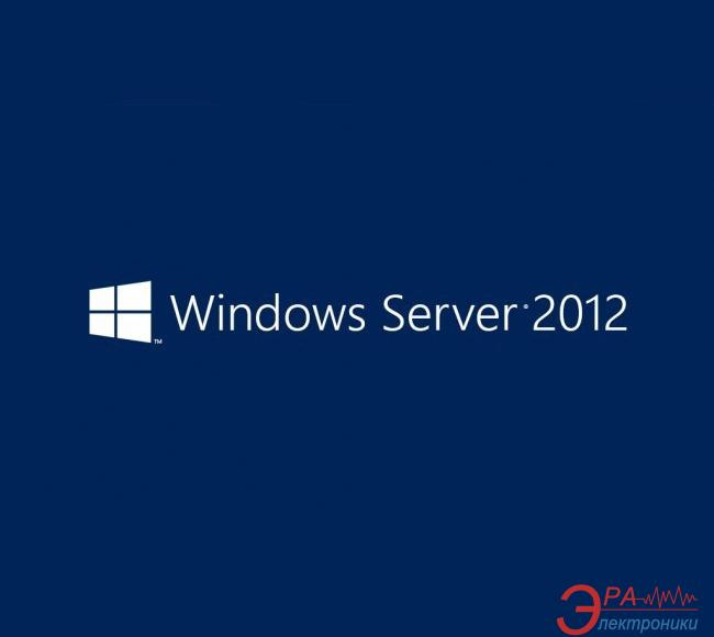 Операционная система Microsoft Windows Server 2012 Standart Edition x64 2CPU/ 2VM DVD (P73-05328) OEM