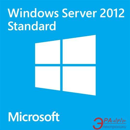 Операционная система Microsoft Windows Server Std 2012 x64 ENG 2CPU/ 2VM Addtl License (P73-05347) OEM