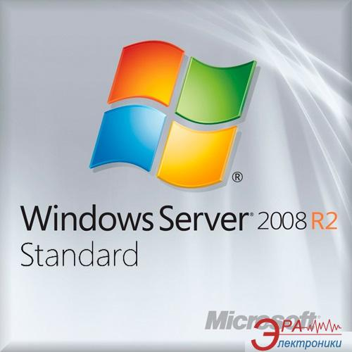 Операционная система Microsoft Windows Server 2008 Standart (P73-04677) OEM