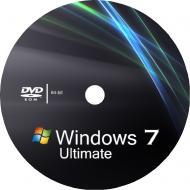 ������������ ������� Microsoft Windows 7 Ultimate 64-bit 1pk OEM DVD (GLC-00760) OEM