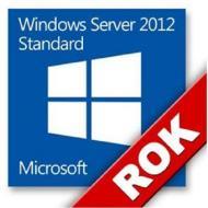 Операционная система Microsoft DELL Server 2012 Standard Edition ROK (638-10061)