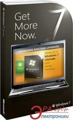 Операционная система Microsoft WAU Windows 7 Home Premium to Ultimate (39C-00027) BOX