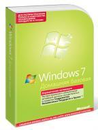 Операционная система Microsoft Windows 7 Home Basic 32bit (F2C-00545) BOX