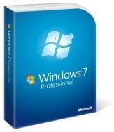 Операционная система Microsoft Windows 7 Professional 32\64bit (FQC-00265) BOX