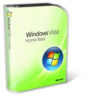 Операционная система Microsoft BOX Microsoft Windows Vista Home Basic SP1 (66G-02906) BOX