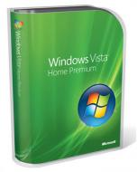 Операционная система Microsoft BOX Microsoft Windows Vista Home Premium SP1 (66I-02632) BOX