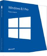 Операционная система Microsoft Win Pro 8.1 x64 Rus 1pk (FQC-06930) OEM
