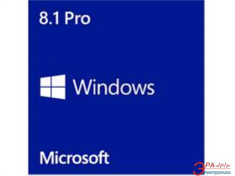 Операционная система Microsoft Win Pro 8.1 x64 EngIn 1pk (FQC-06949) OEM