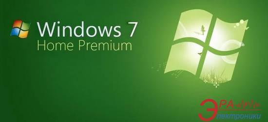 Операционная система Microsoft Windows 7 Home Premium SP1 64-bit English (GFC-02733) OEM