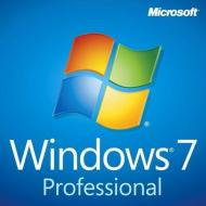 Операционная система Microsoft Windows 7 SP1 Professional 64-bit English 1pk DVD (FQC-08289)